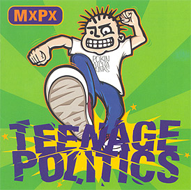 Mxpx albums christianmusic teenage politics 1995 stopboris Choice Image